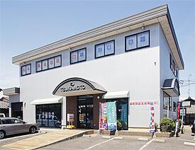 愛知川店外観