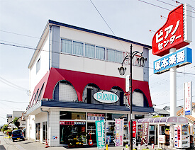 近江八幡店外観